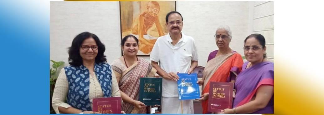 VicPrecident Vainkaya Nai